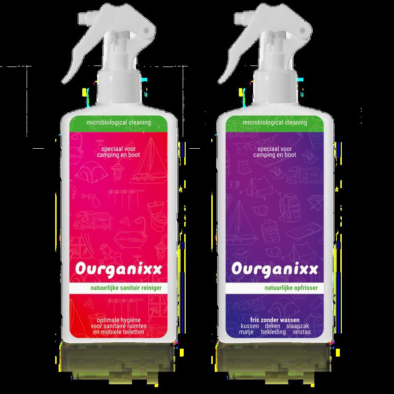 Ourganixx micro-biologische reiniger